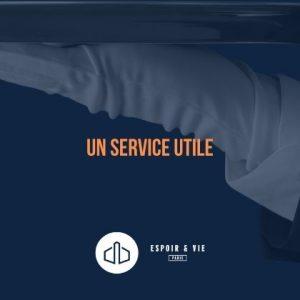 Un service utile