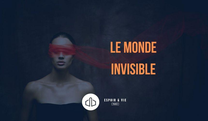 Bienvenue dans le monde invisible