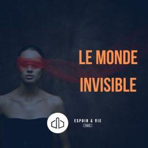 Bienvenue dans le monde de l'invisible